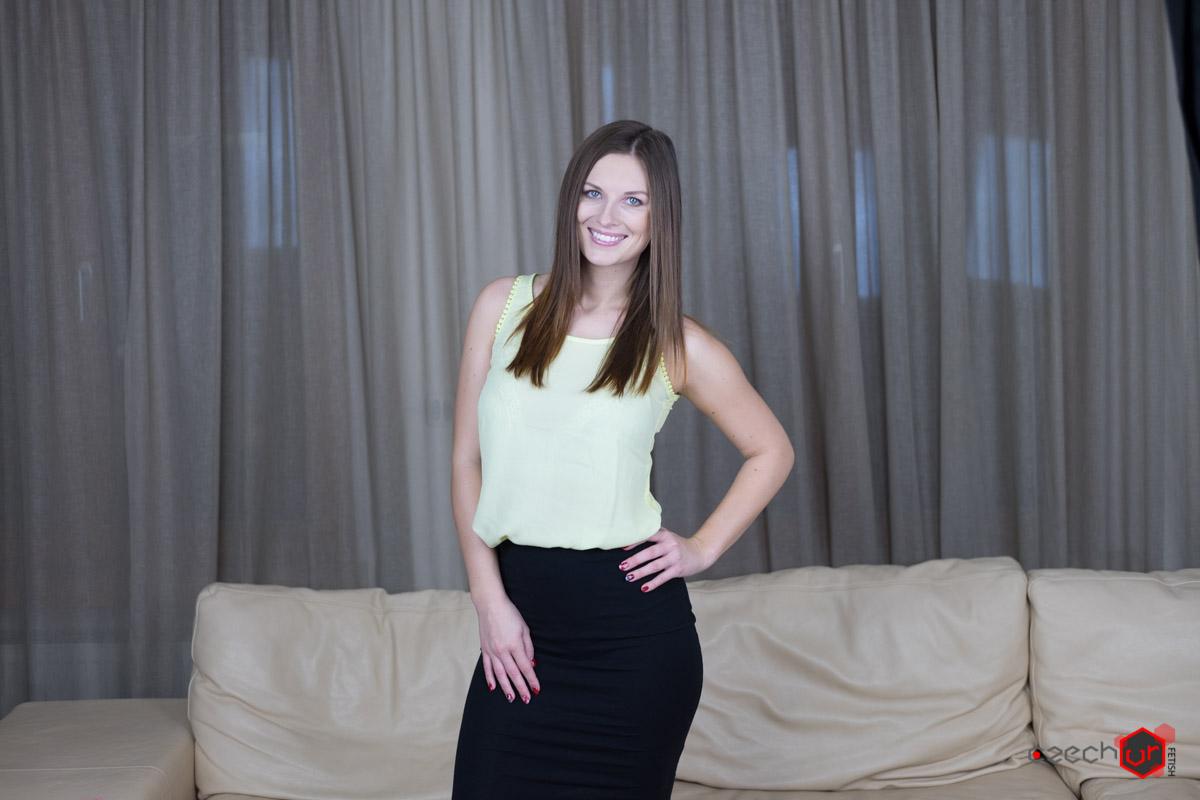 Obsessed By Her Amazing Face - Czechvrfetish - Jennifer -2689